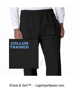 Adult Champion Open Legged Pants Design Zoom